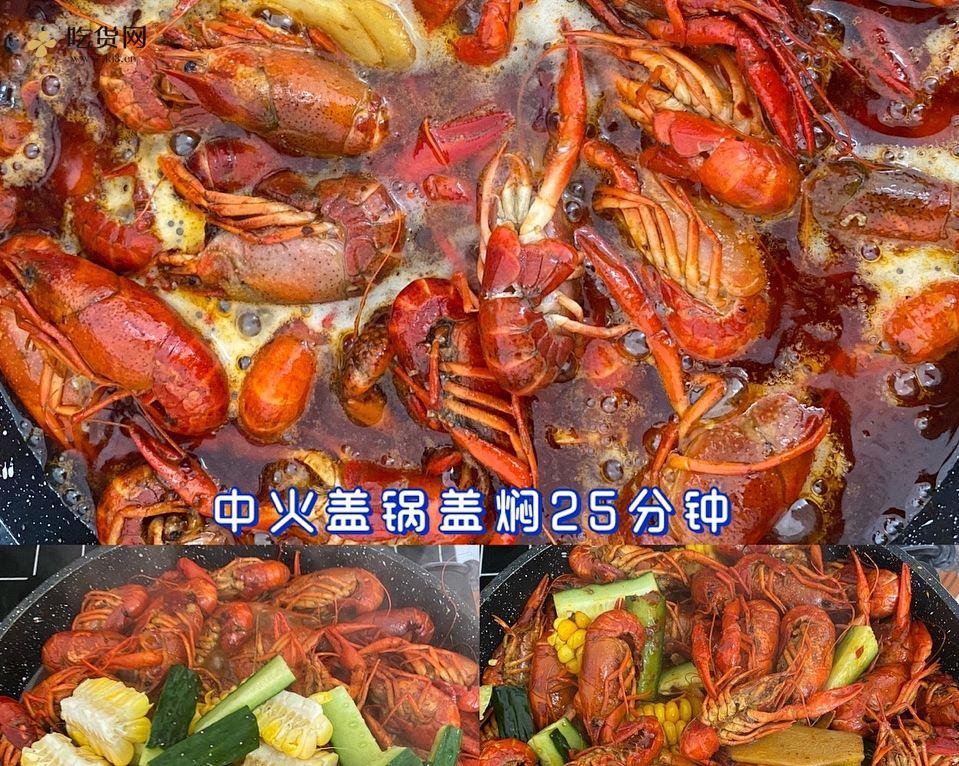 家庭版自制麻辣小龙虾❗ 仅需两步,学会再也不用叫外卖啦❗❗的做法 步骤2