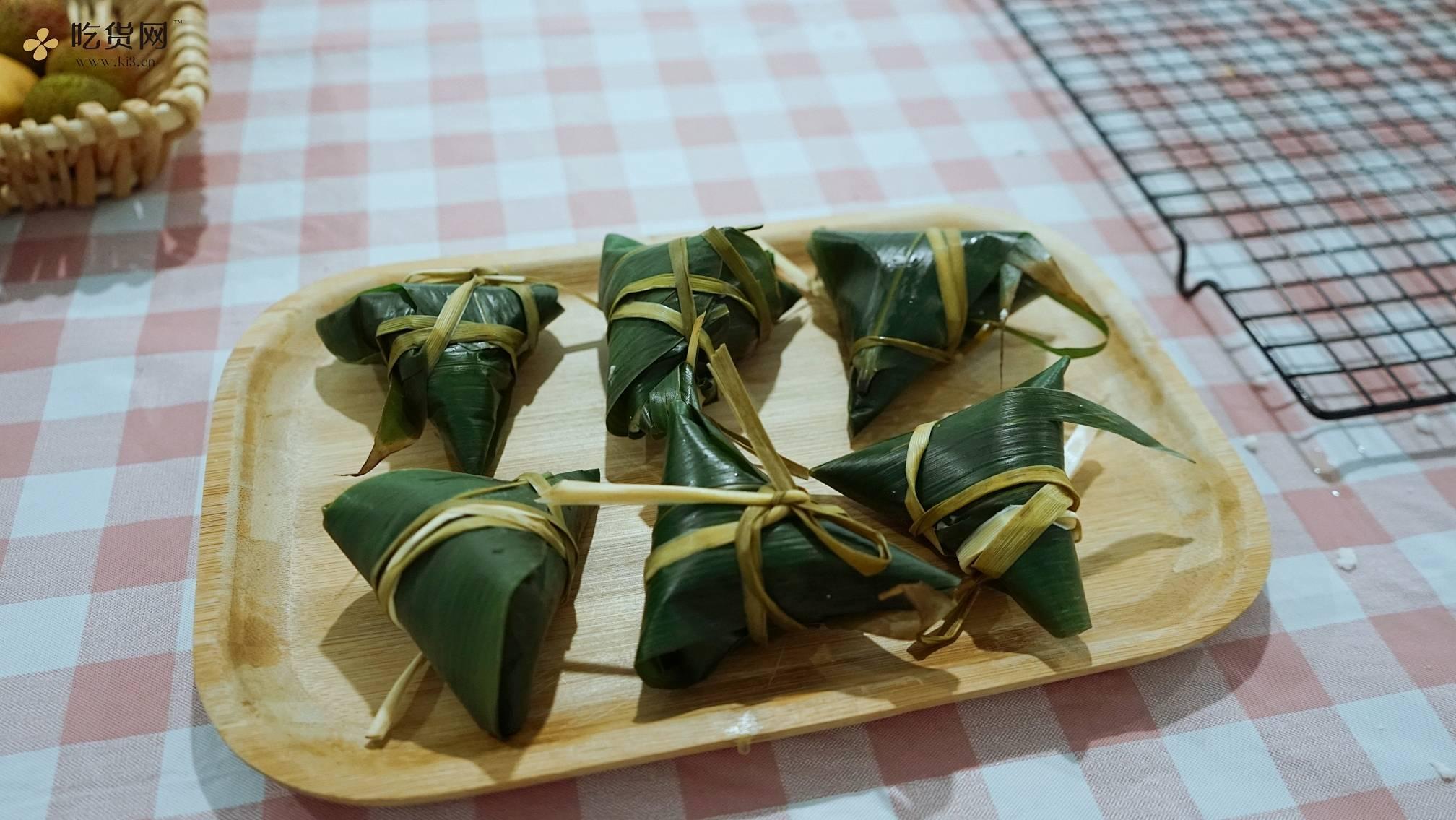 鲜果水晶粽ー用30分钟仪式感满满呈现的做法 步骤6