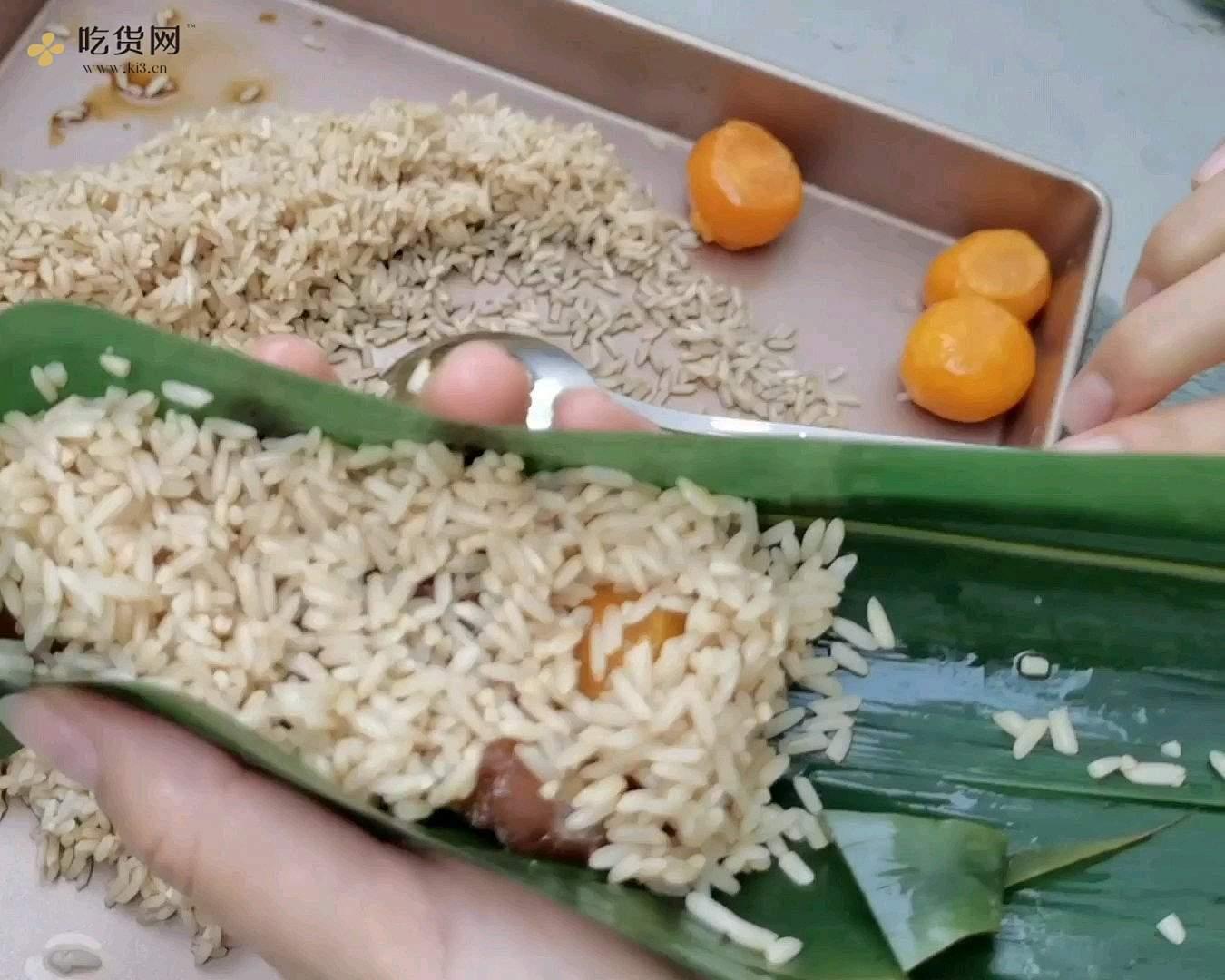 端午鲜粽子的做法 步骤7
