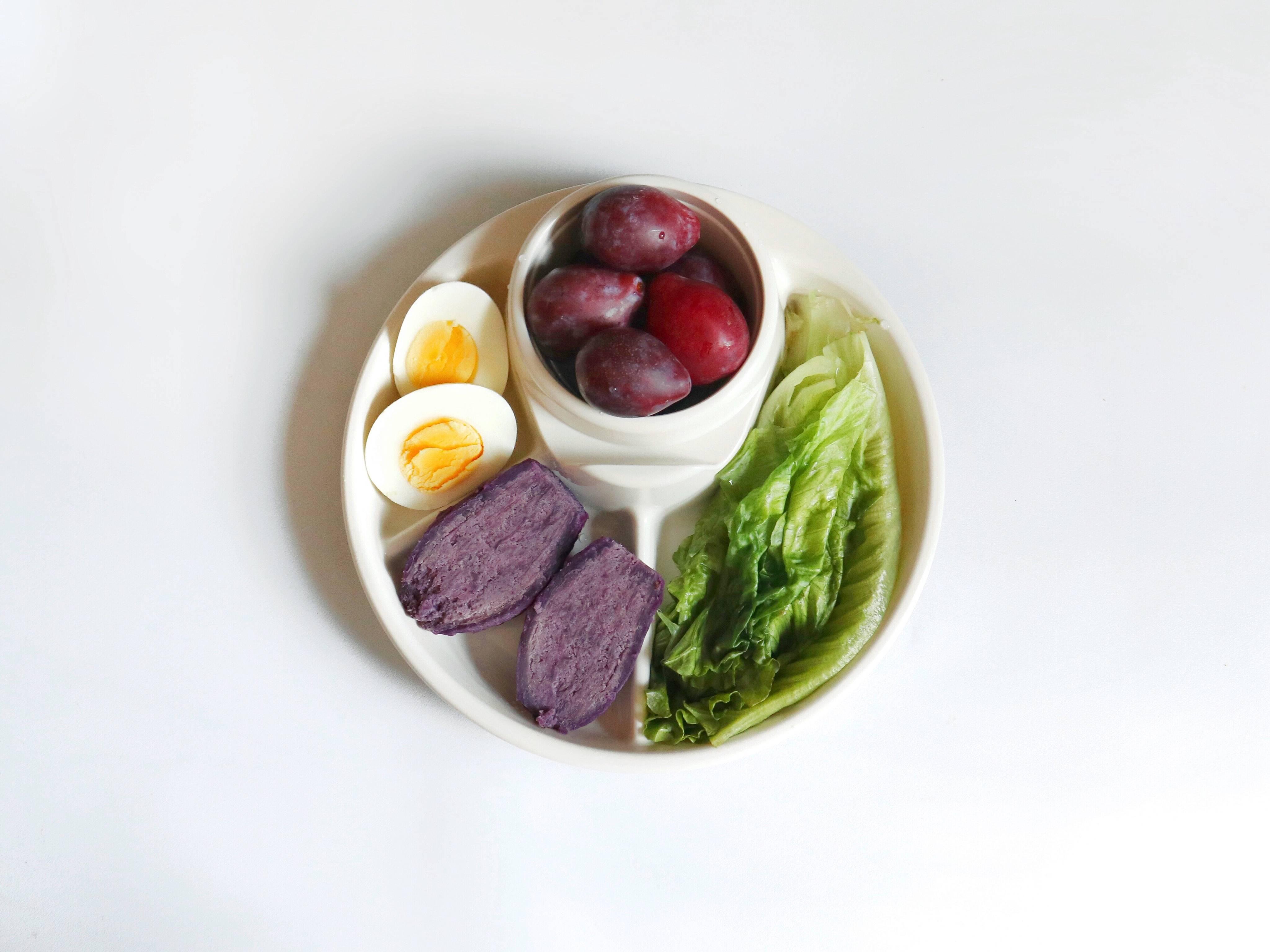 ㊙️一周减脂早餐 简单料理 低卡又健康的做法 步骤5