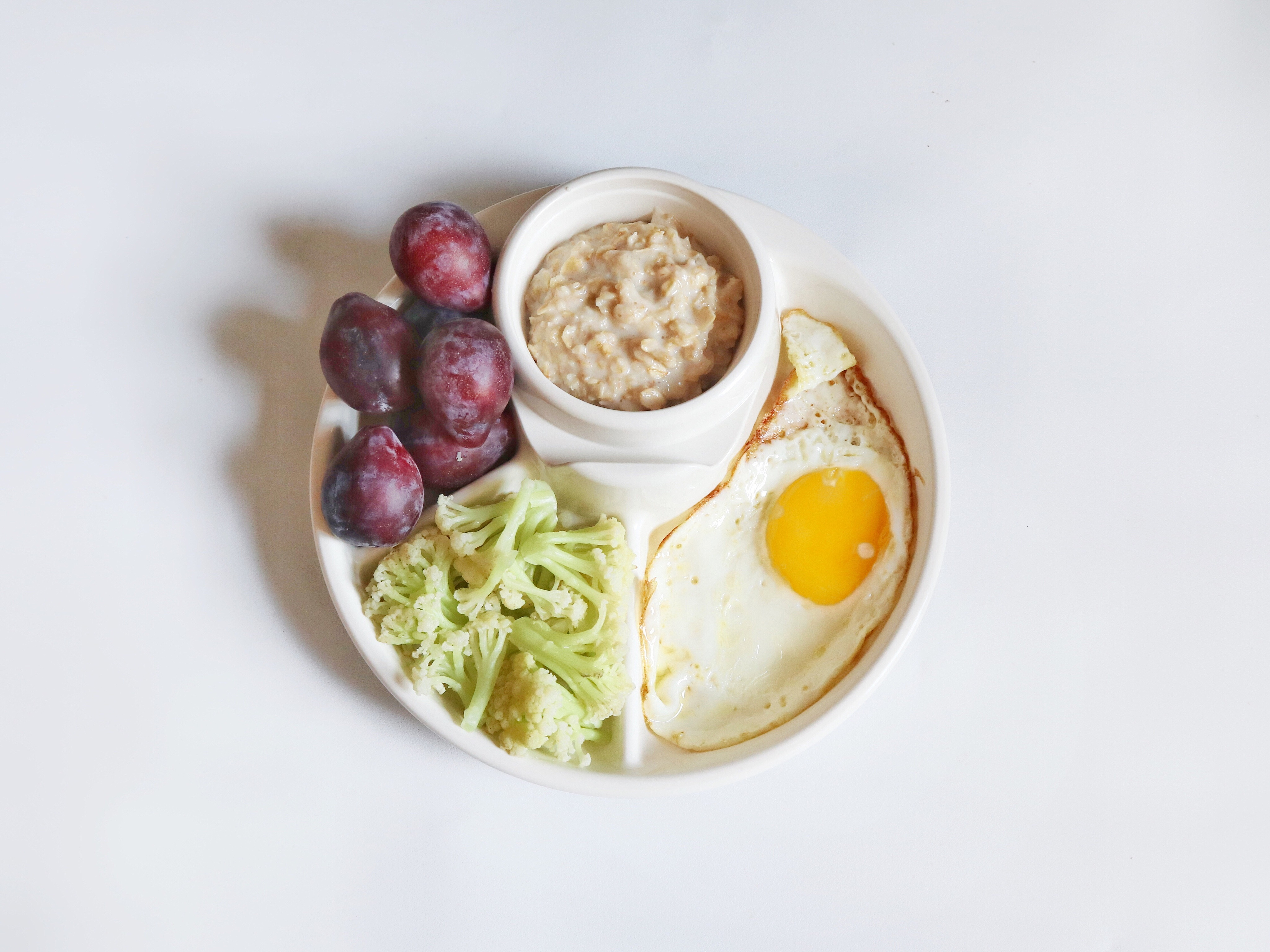 ㊙️一周减脂早餐 简单料理 低卡又健康的做法 步骤4