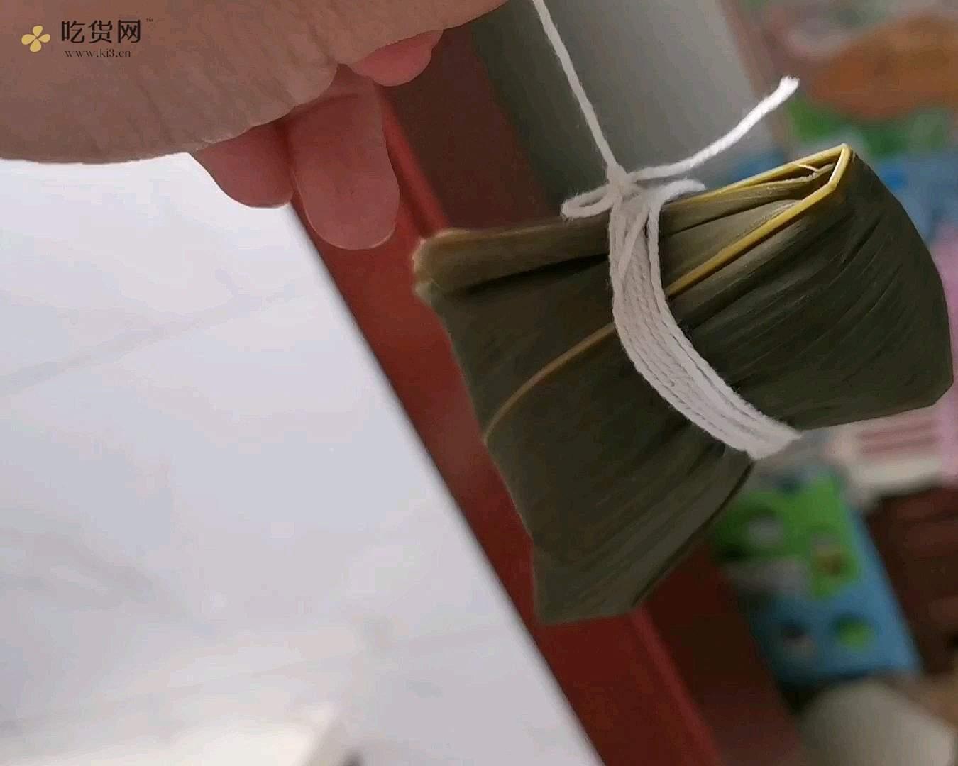 红豆红枣粽,端午粽飘香~的做法 步骤9