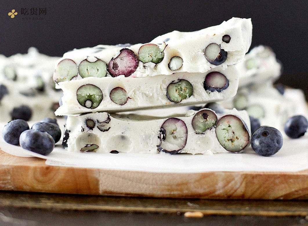 酸奶水果薄脆Yogurt Fruits Bar的做法 步骤6
