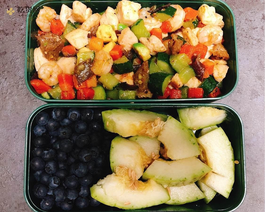 快手减肥餐,谁说减肥不能吃好吃的的做法 步骤16