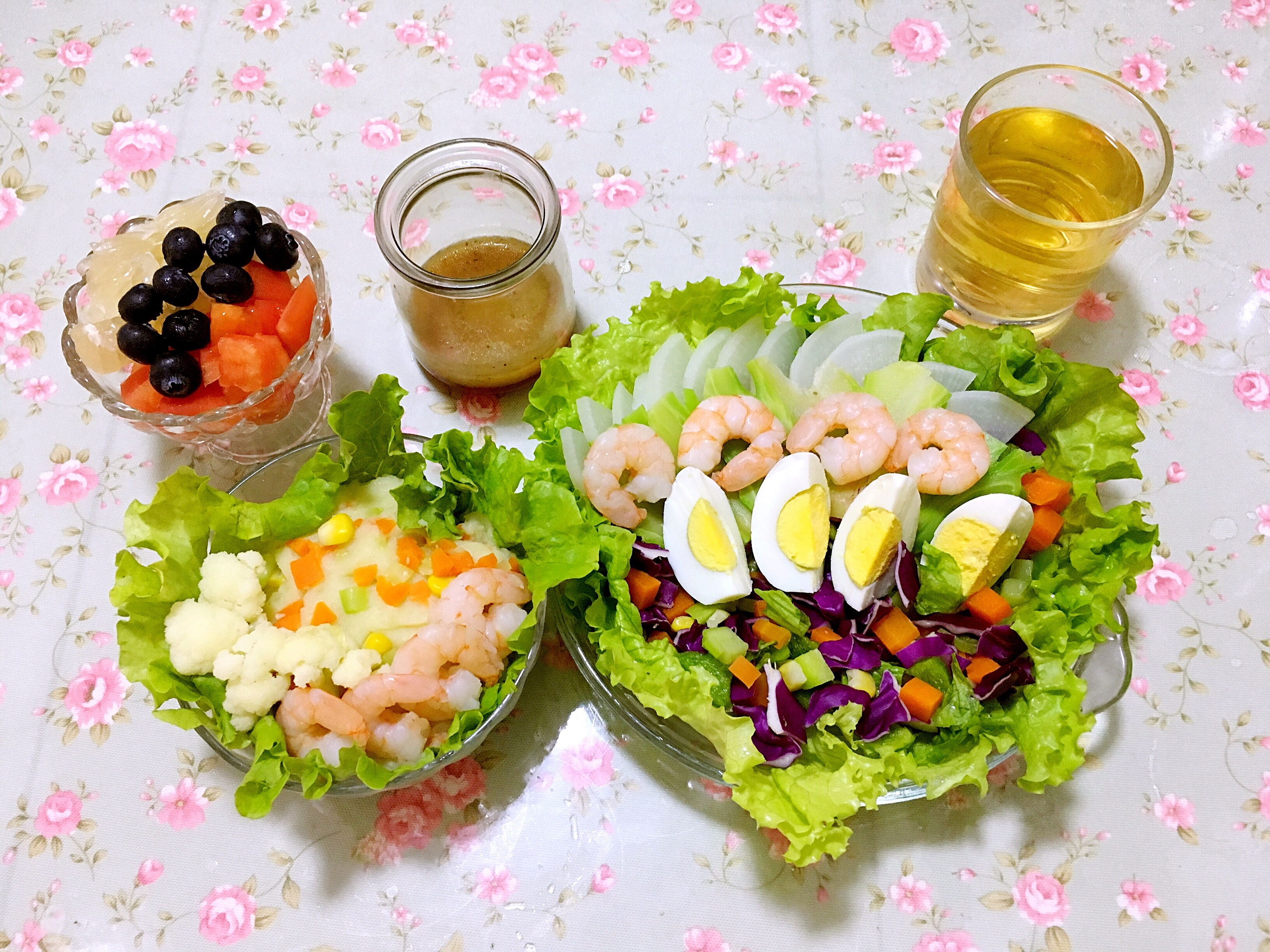 胖子的减肥餐的做法 步骤1