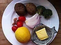红酒黑椒牛排的做法 步骤2