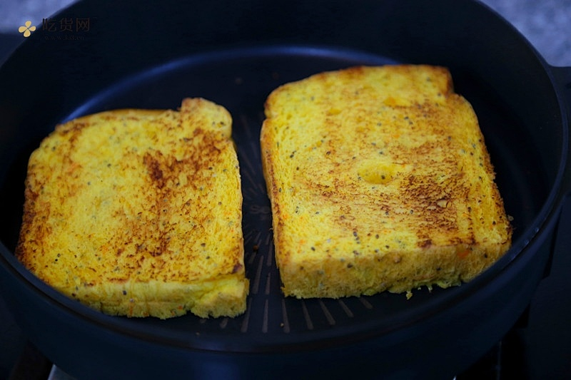 牛排三明治----健康减肥必备的做法 步骤10