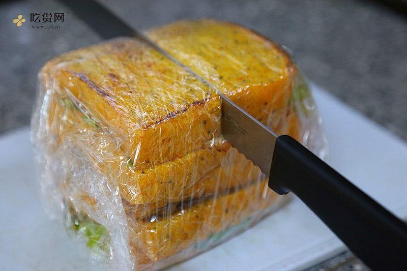 牛排三明治----健康减肥必备的做法 步骤14