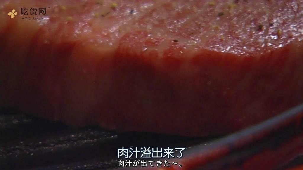 花的懒人料理之高级牛排与牛肉粒盖饭的做法 步骤10
