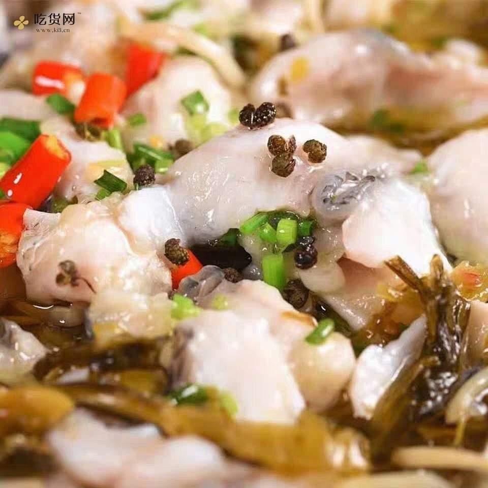 酸菜鱼(不需要买调料包就能做出五星酒店的酸菜鱼)的做法 步骤6
