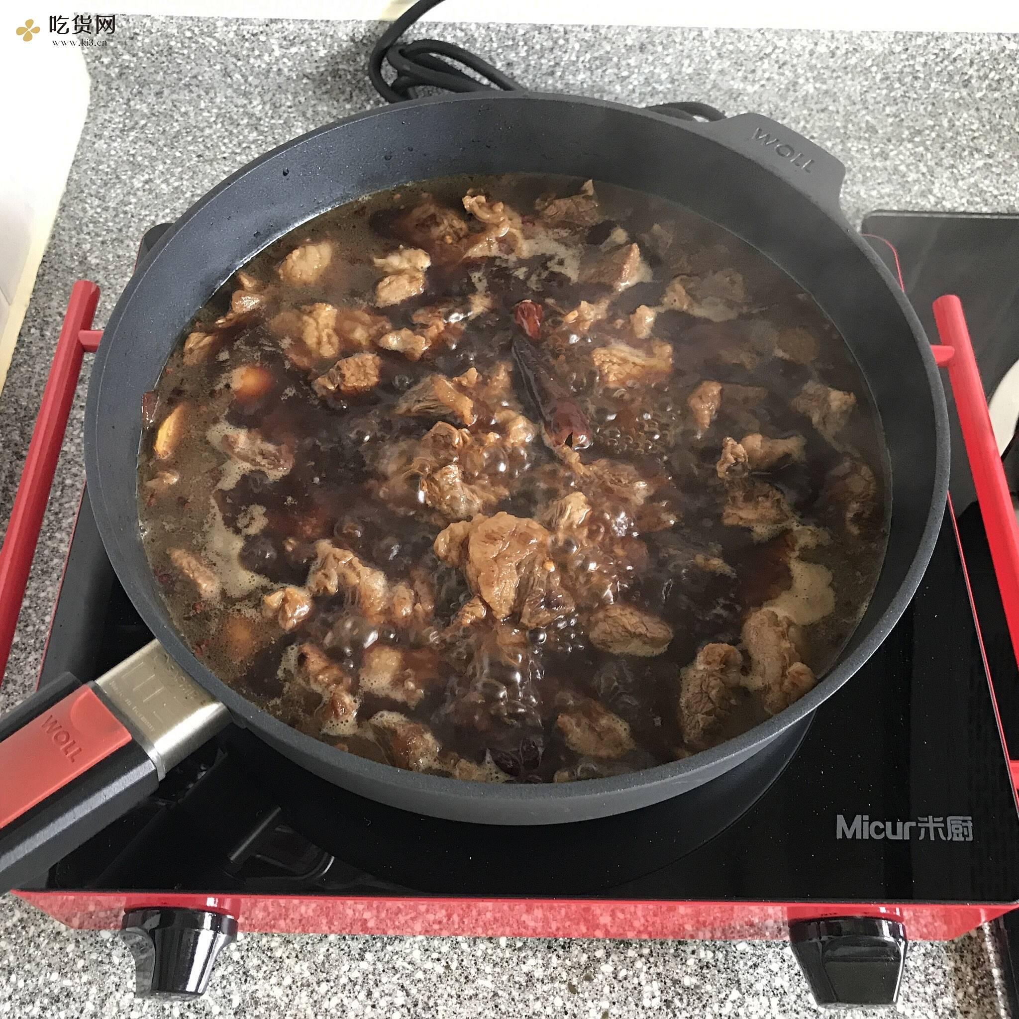 可以吃一辈子的红烧牛腩的做法 步骤9