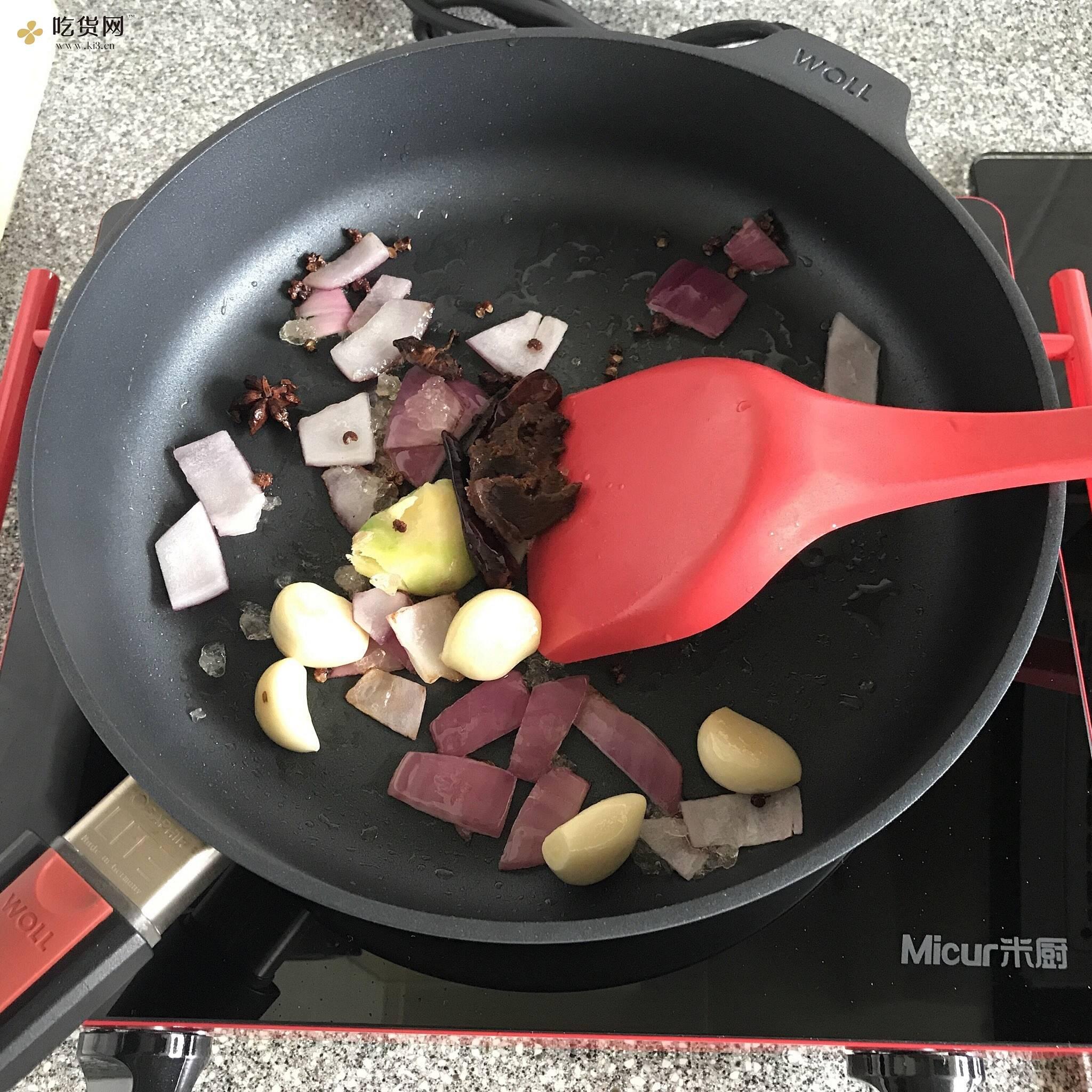 可以吃一辈子的红烧牛腩的做法 步骤6