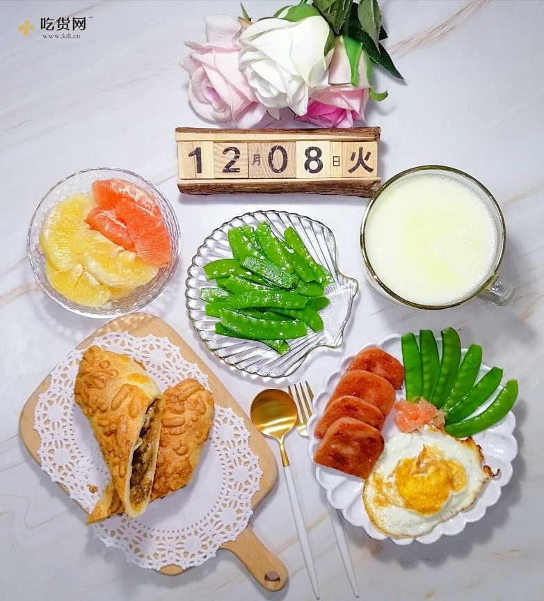 高三营养早餐(持续更新中)的做法 步骤7