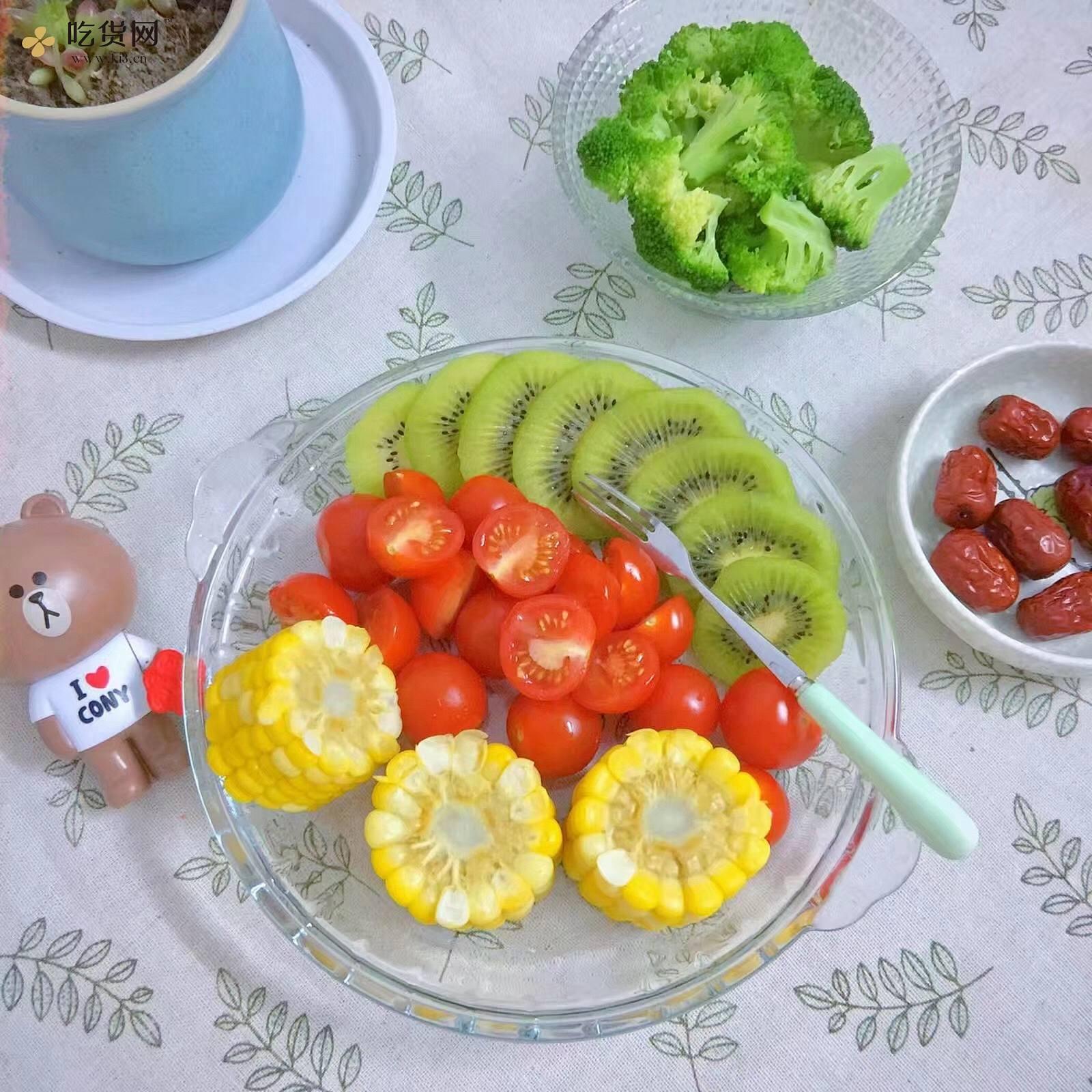 周末一人减肥餐合集的做法 步骤8