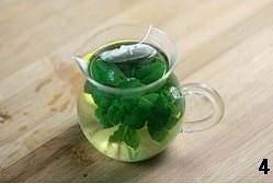 蜂蜜薄荷茶的做法 步骤4
