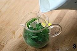 蜂蜜薄荷茶的做法 步骤3