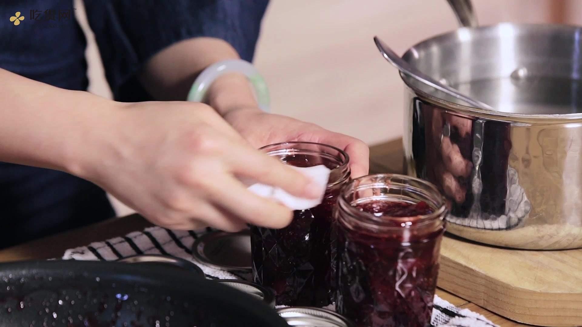 【曼达小馆】下午茶系列:超大大大颗的草莓果酱的做法 步骤11