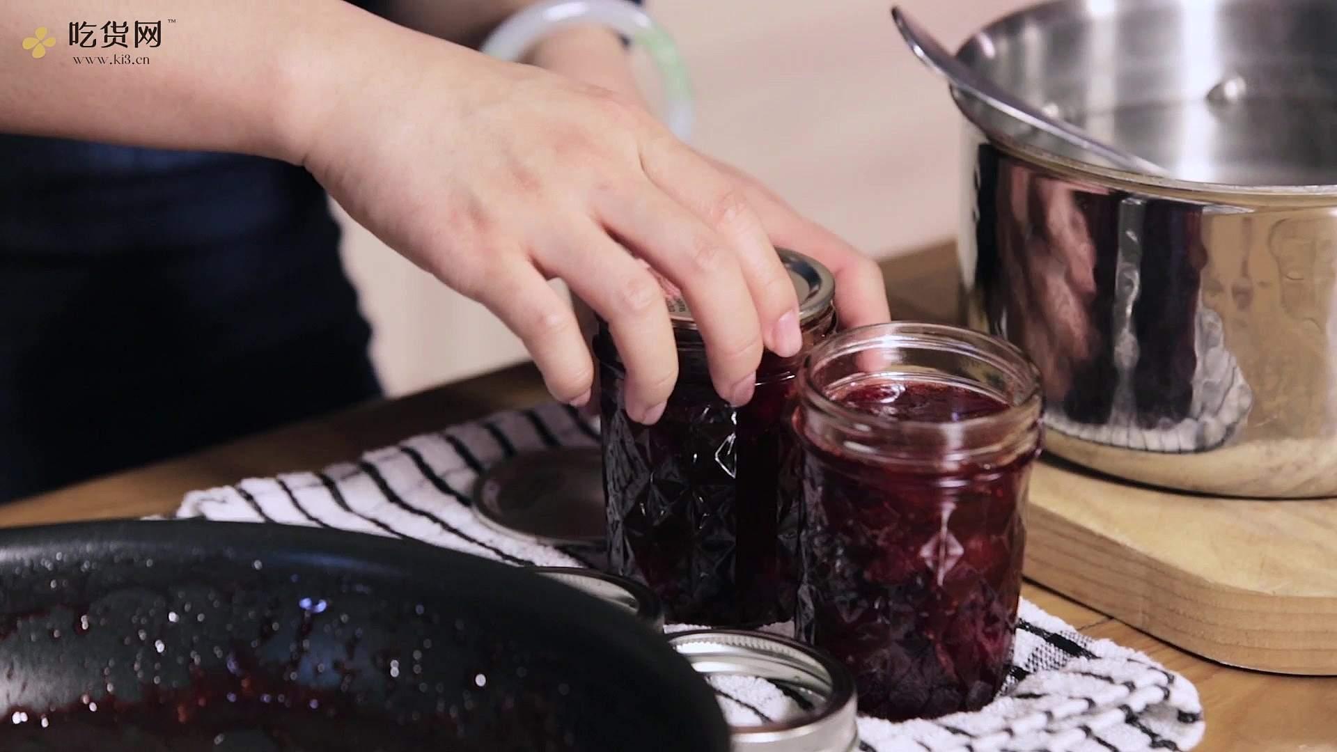 【曼达小馆】下午茶系列:超大大大颗的草莓果酱的做法 步骤12