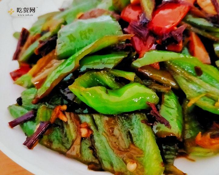 虎皮尖椒🔥下饭菜的做法 步骤5