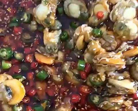 捞汁麻辣小海鲜的做法 步骤4