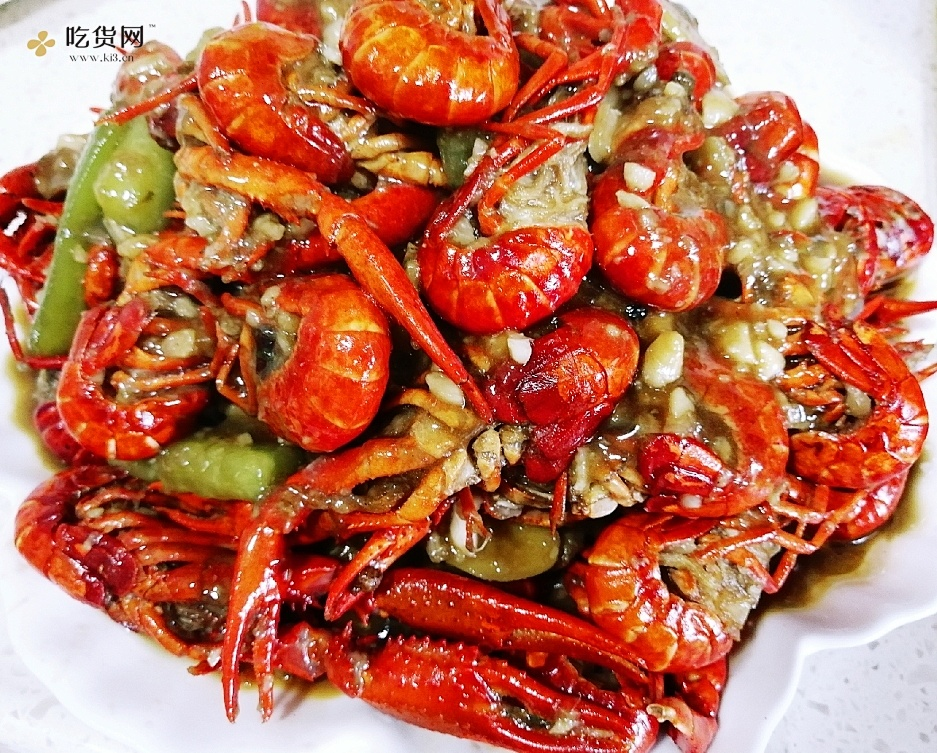 好吃到爆的蒜香小龙虾的做法 步骤10
