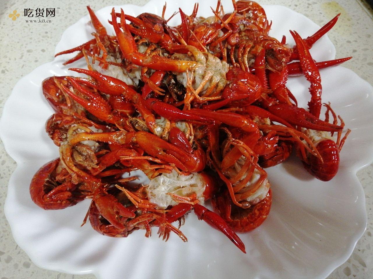 好吃到爆的蒜香小龙虾的做法 步骤6
