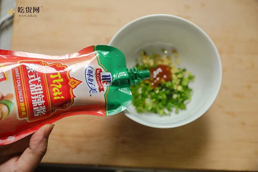 泰式甜辣鸡爪的做法 步骤7