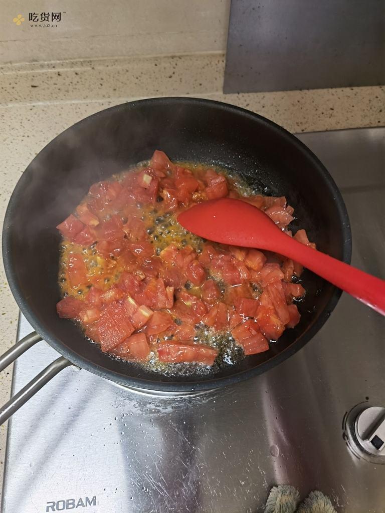 零厨艺都可以做的番茄意大利面的做法 步骤7