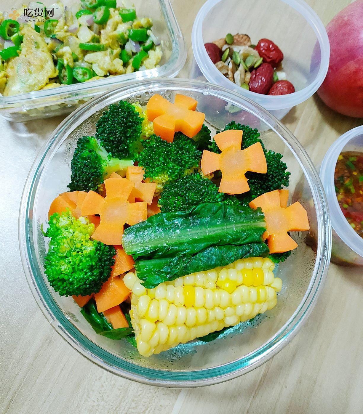 营养师推荐低碳饮食最适合的减肥餐主食的做法 步骤15