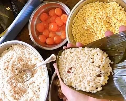 可以一口气吃3个的广式粽子的做法 步骤8
