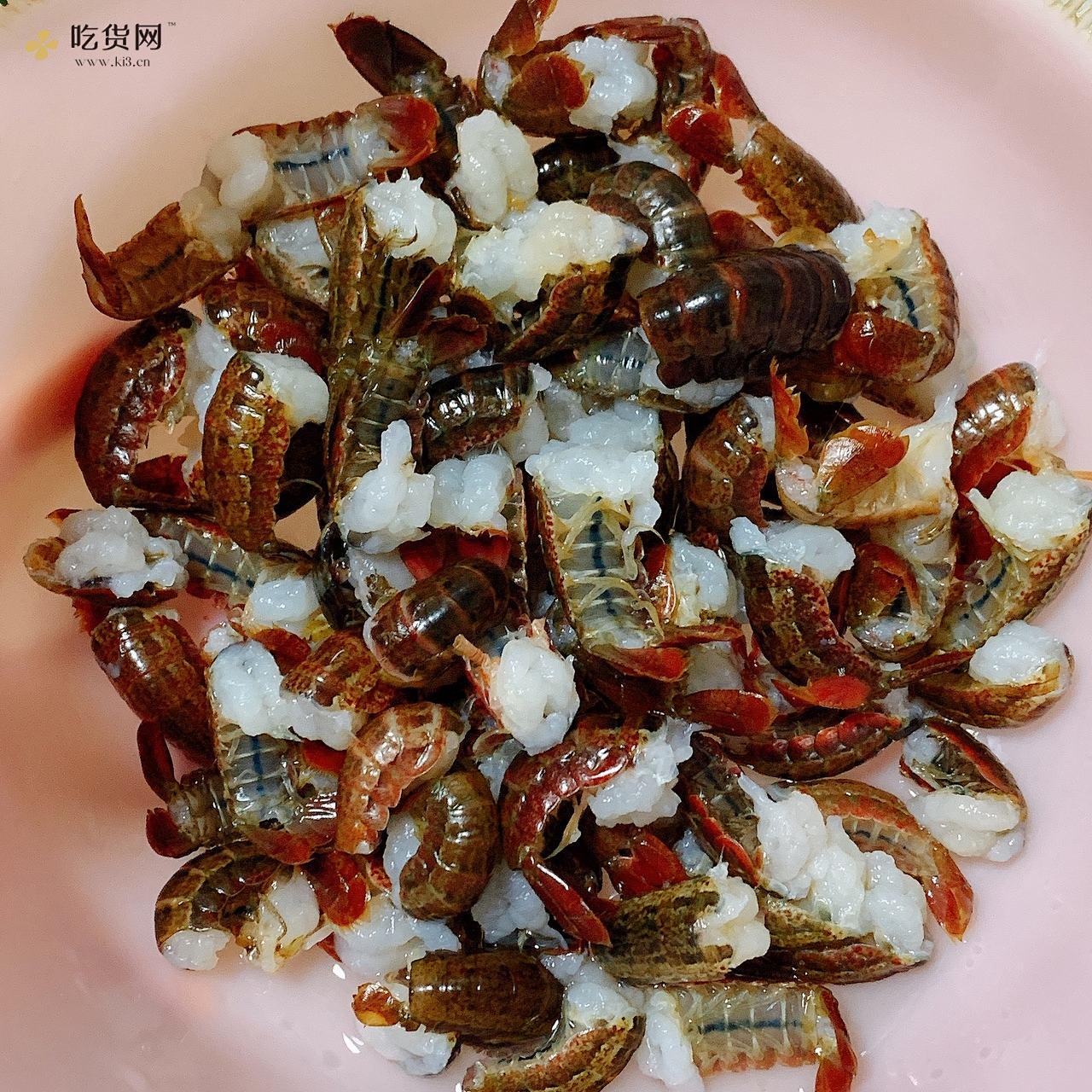 吮指香辣虾尾,超简单快手菜,不油腻无香料的做法 步骤1