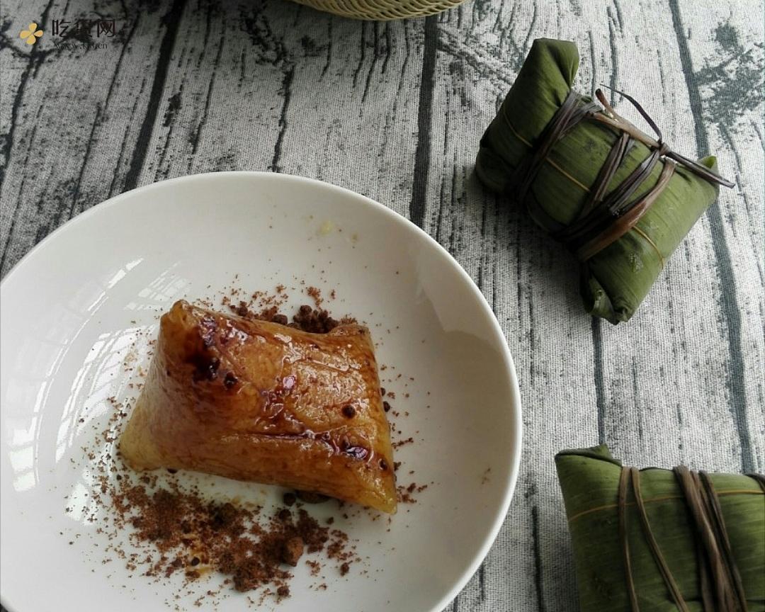 软滑Q弹灰水粽(枧水粽)粽子系列1#附加粽干做法&食用方法的做法 步骤13