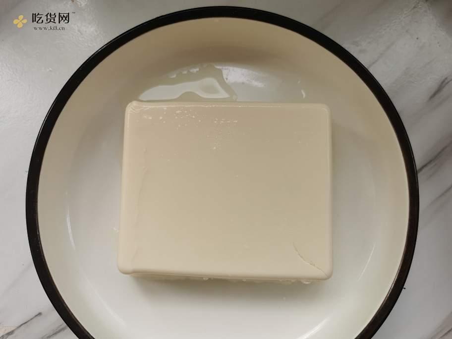 无需厨艺的凉拌豆腐,可当减肥餐的做法 步骤2