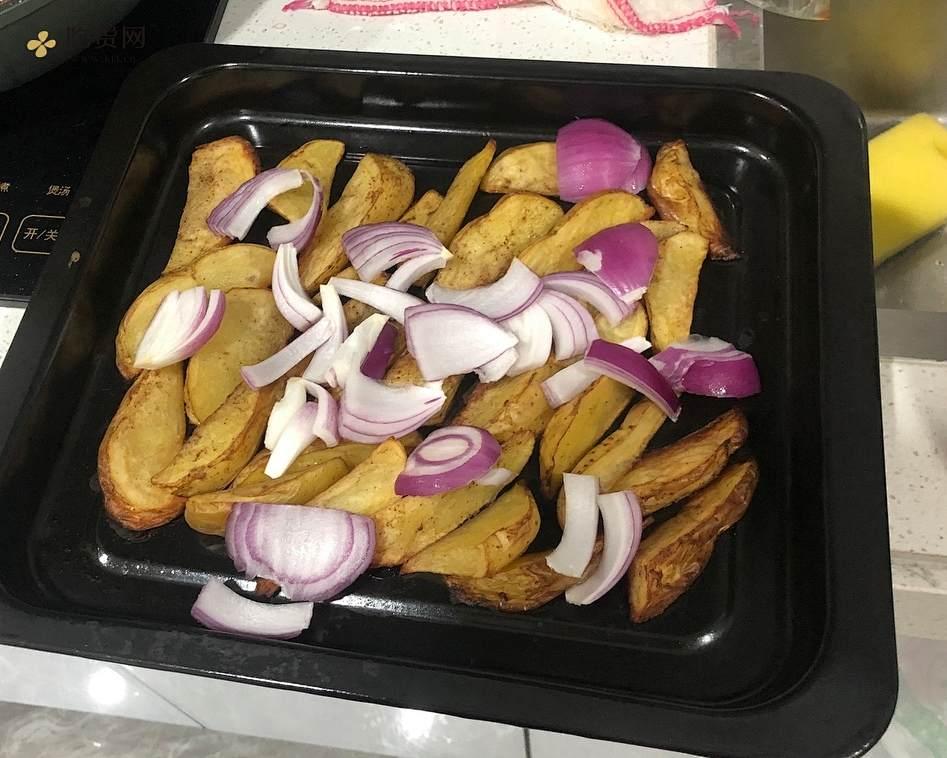 战斧牛排🥩(烤箱)的做法 步骤3