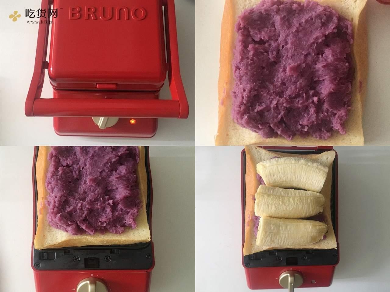 多款低热量帕尼尼 让你的早餐不再单调的做法 步骤10