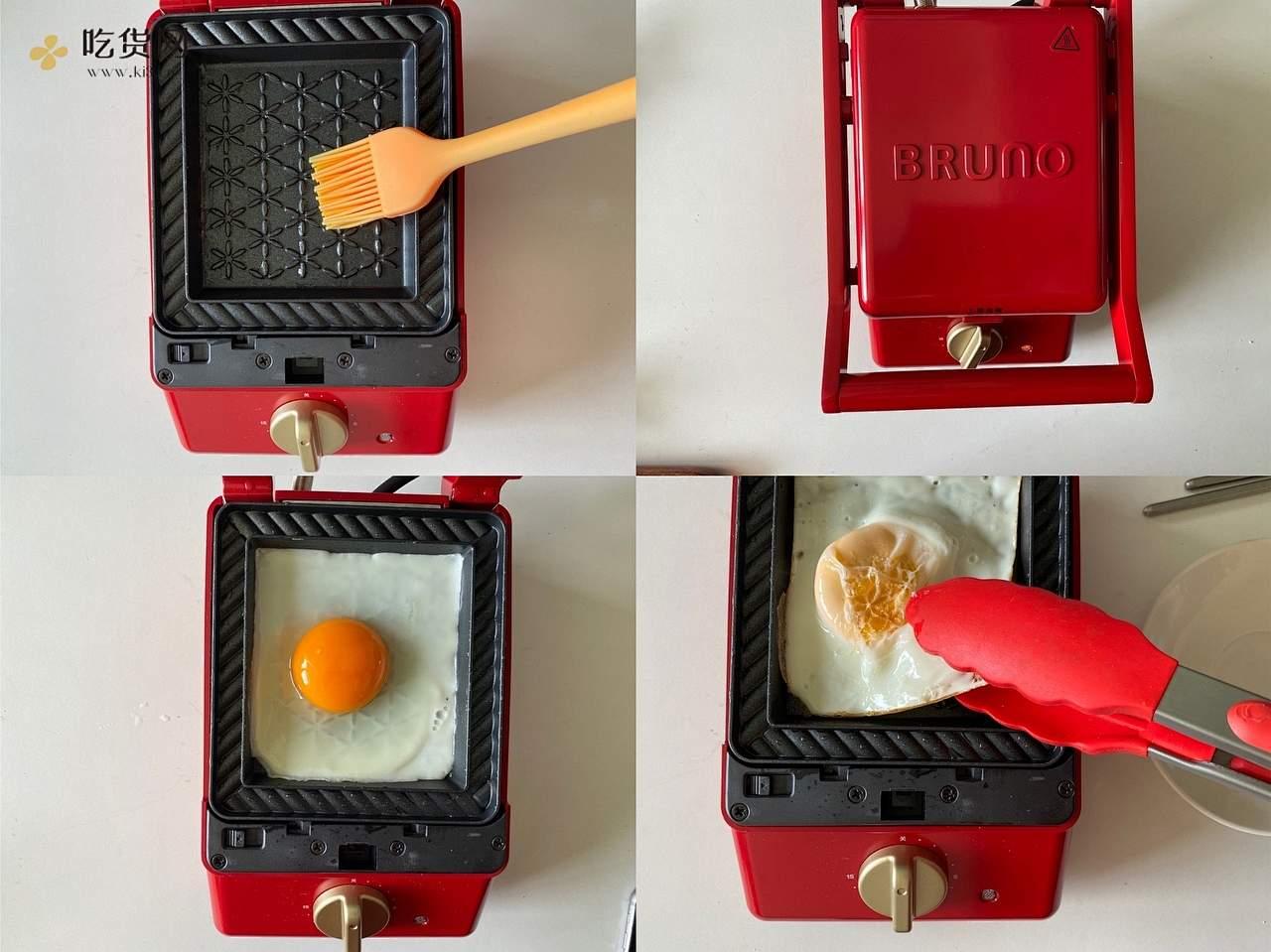 多款低热量帕尼尼 让你的早餐不再单调的做法 步骤3
