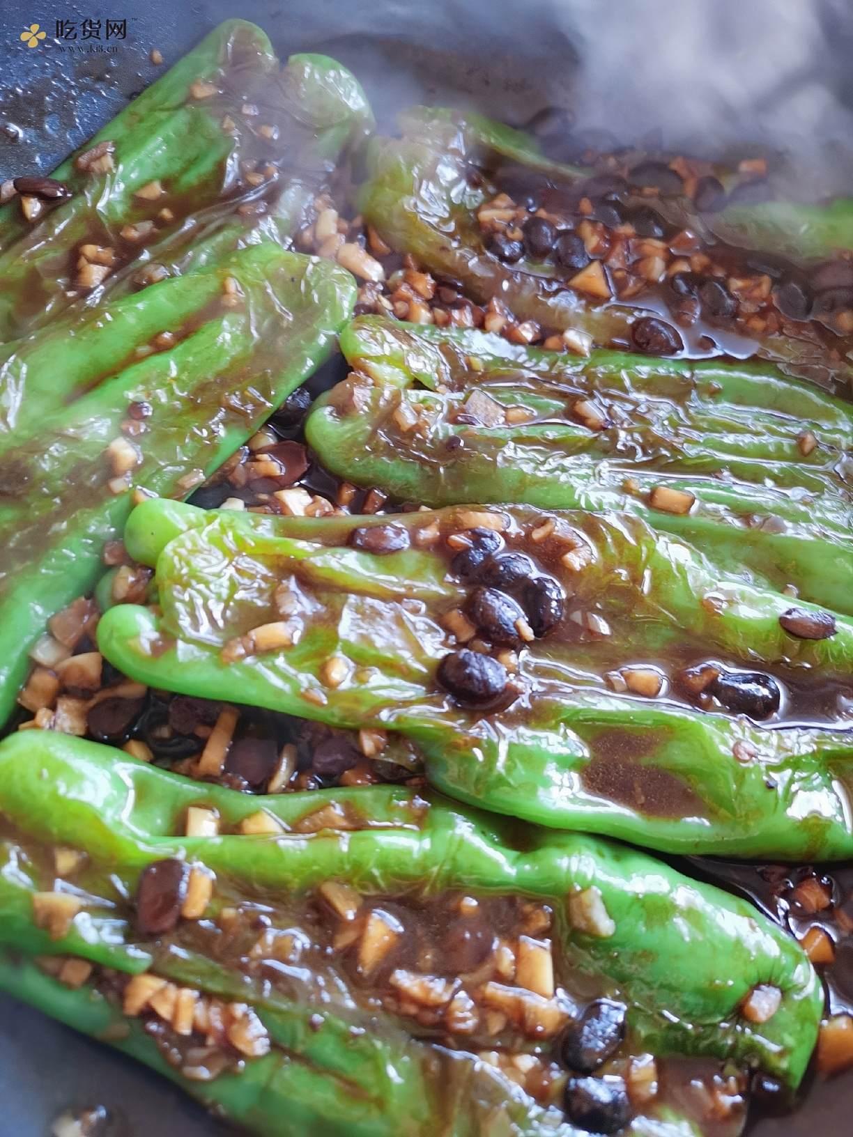 🐯 虎皮青椒的做法 步骤9