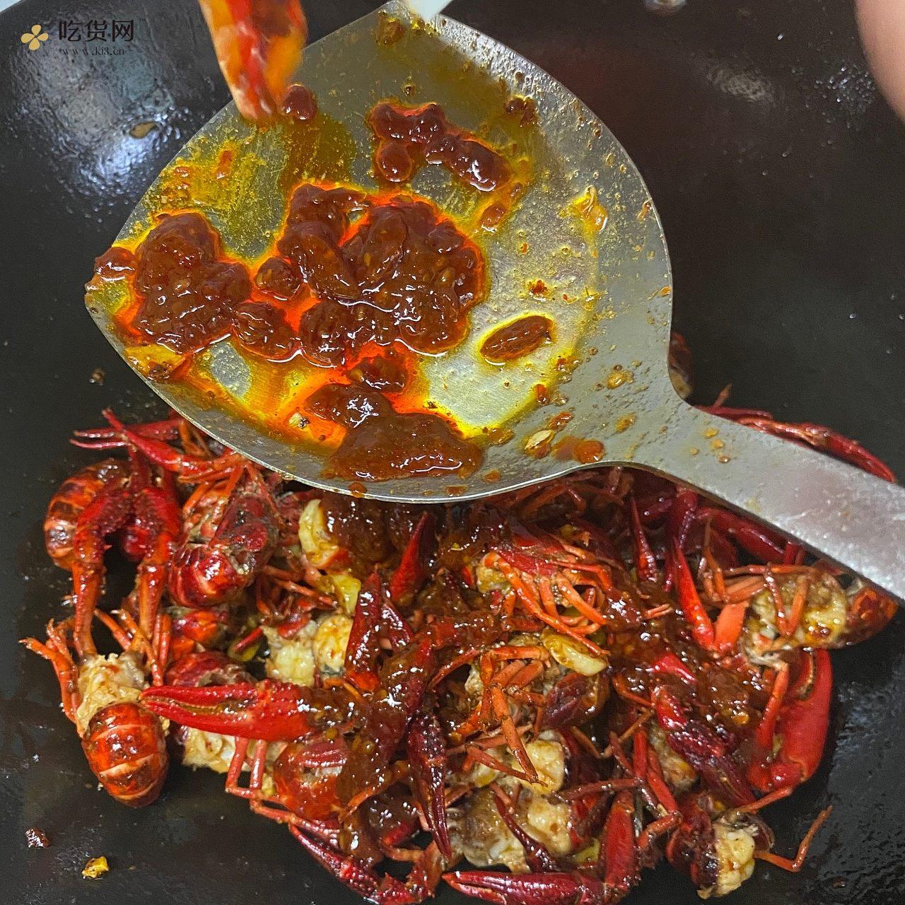 新手也能做的麻辣小龙虾的做法 步骤5