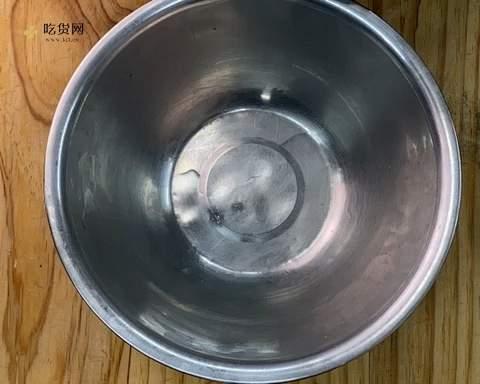 无铝油条做法的做法 步骤3
