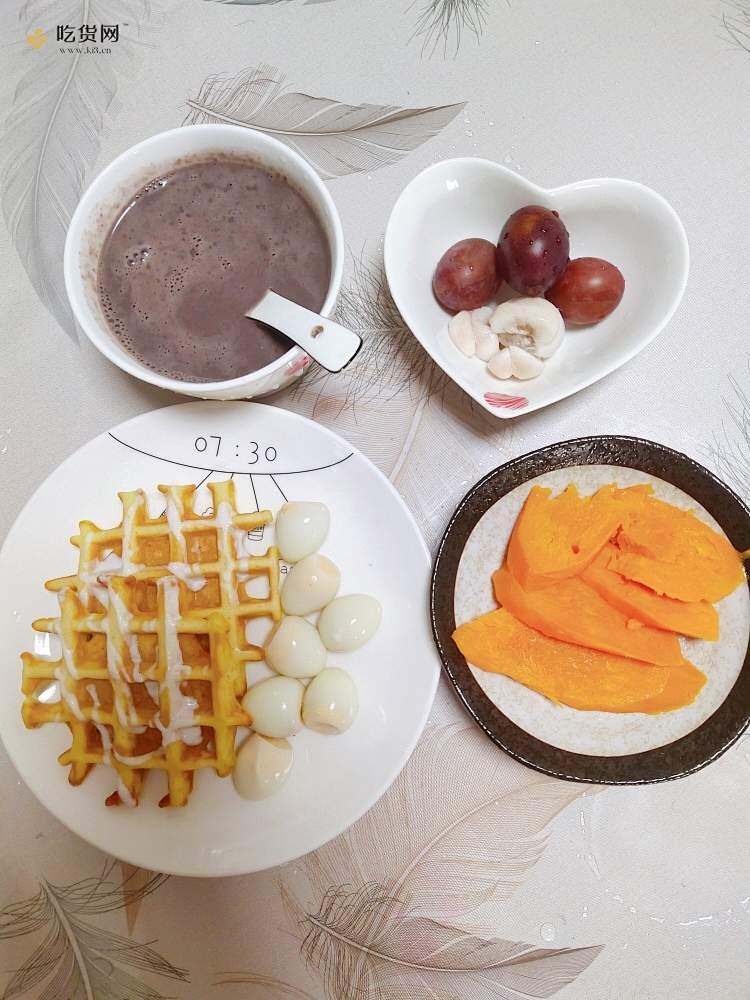 记录小学生营养早餐的做法 步骤12