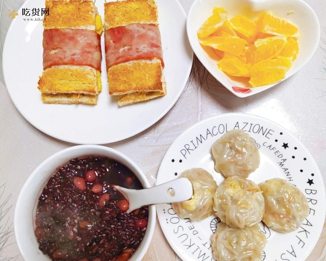 记录小学生营养早餐的做法 步骤13