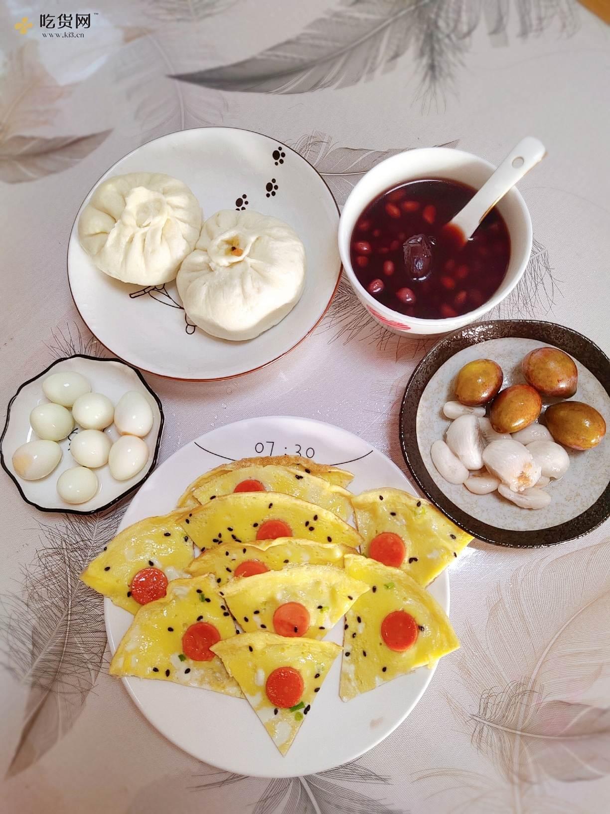 记录小学生营养早餐的做法 步骤8
