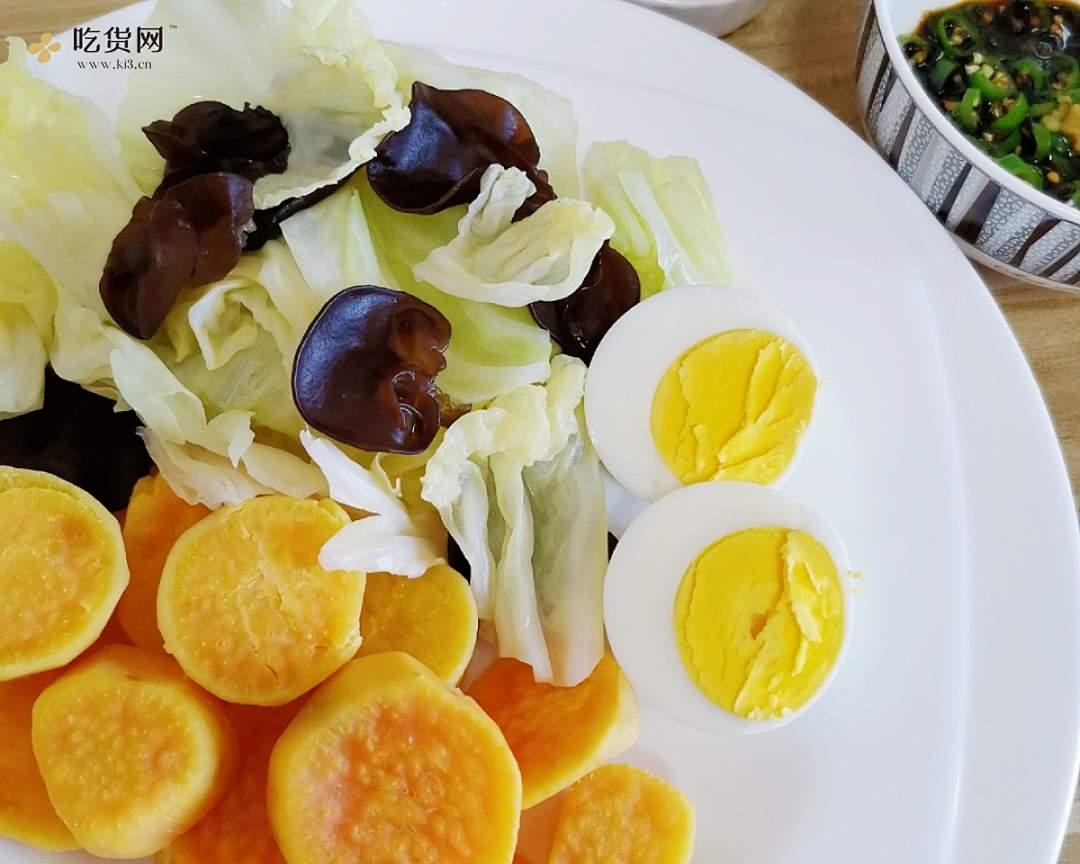 营养师推荐低碳饮食最适合的减肥餐主食的做法 步骤11