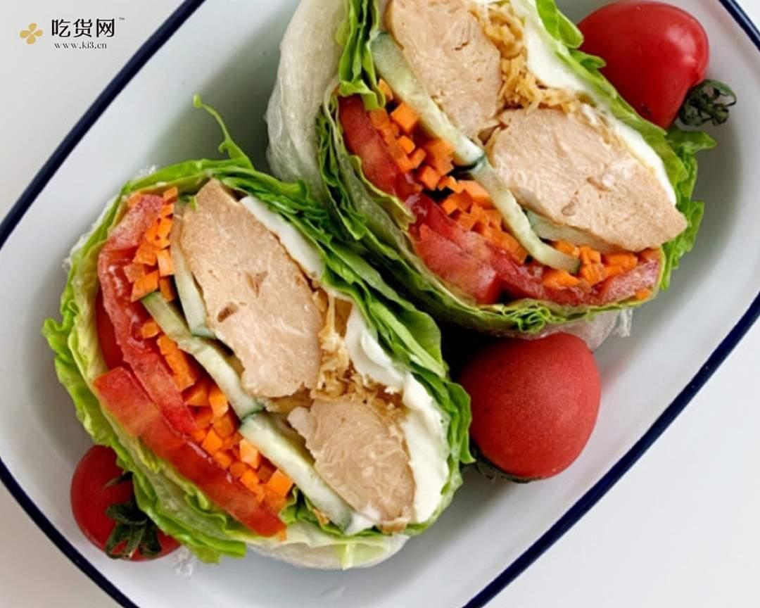 营养师推荐低碳饮食最适合的减肥餐主食的做法 步骤19