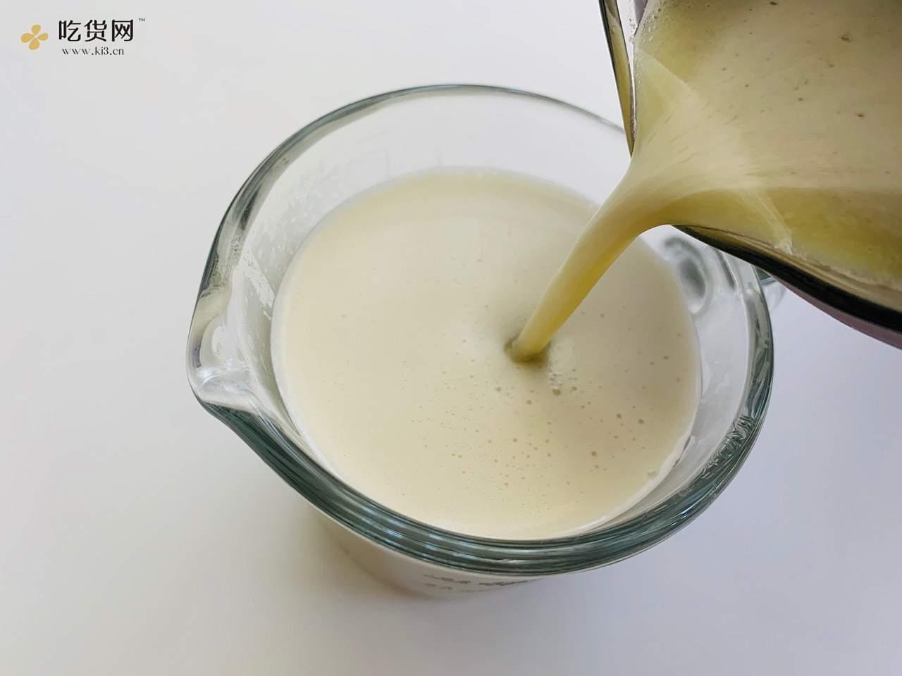 🔥破壁机养生食谱❗超好喝的6种早餐豆浆米糊的做法 步骤2