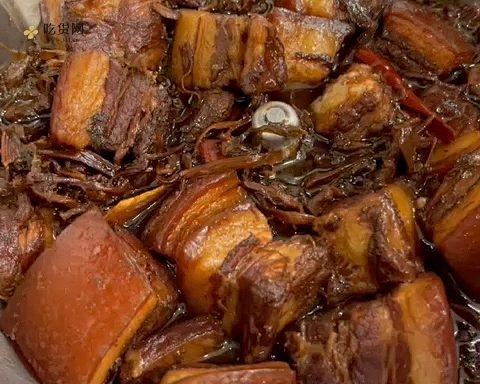 梅干菜烧肉(magimix玛捷斯版)的做法 步骤2