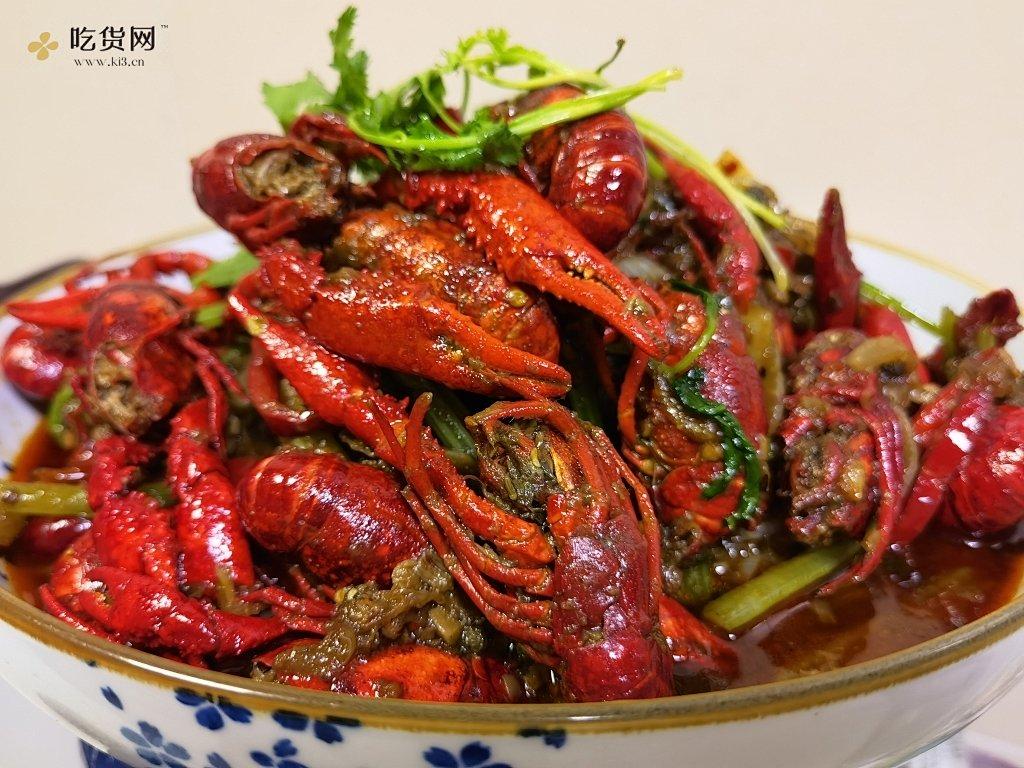 美极麻辣小龙虾的做法 步骤14
