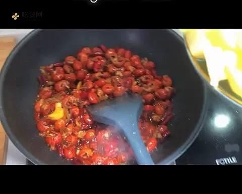 麻辣虾尾的做法 步骤5