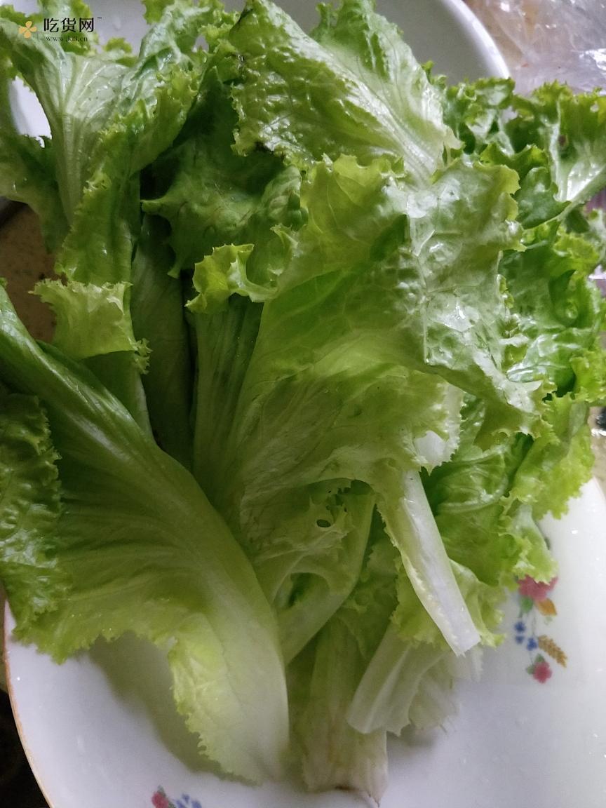 减肥餐-豆皮(千张)卷菜的做法 步骤4