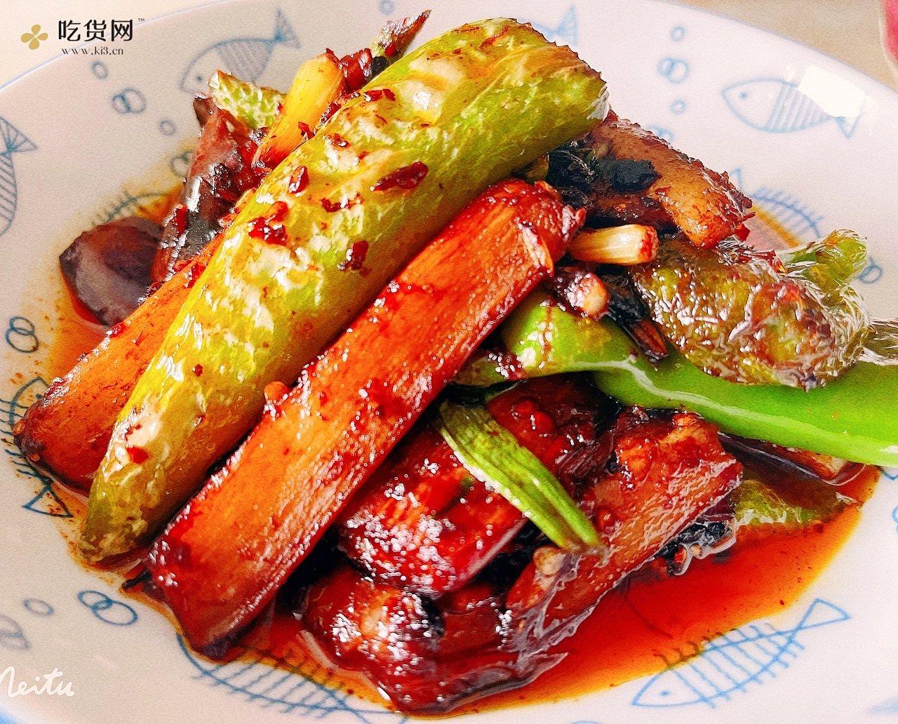 超级下饭|虎皮辣椒烧茄子🍆(零失误版)的做法 步骤11